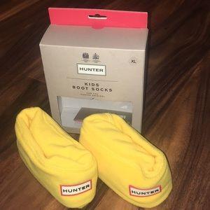NWOT Hunter Boot Socks